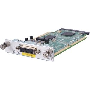 HP MSR 1-Port E1/CE1/PRI SIC Module