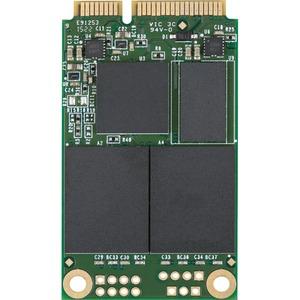 Transcend MSA370 128 GB Solid State Drive - Internal - mini-SATA (SATA/600) - 3 Year Warra