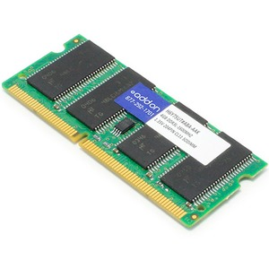 ADD-ON MEMORY DT 4GB DDR3-1600MHZ SODIMM F/ HP H6Y75UT#ABA DR COMPUTER MEMORY