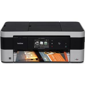 Brother Business Smart MFC-J4620DW Inkjet Multifunction Printer   Color   Plain Paper Print   Desktop