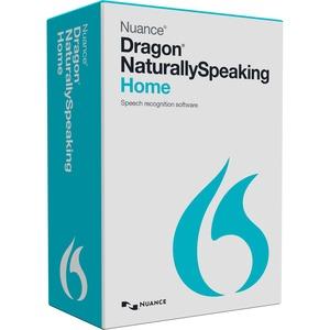Nuance Dragon NaturallySpeaking v.13.0 Home | 1 User