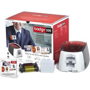Badge Printer Set Badgy200-Multi