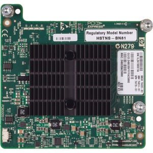 HPE InfiniBand FDR/Ethernet 10Gb/40Gb 2-port 544+M Adapter - PCI Express 3.0 - 2 Port(s)