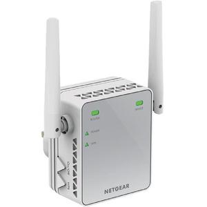 Netgear - N300 Essentials Edition WI-FI Range Extender