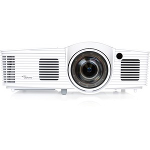 OPTOMA GameTime, Full 3D HD 1080p, 2800 lumens, 25,000:1 contrast, 0.5:1 short throw PROJECTOR