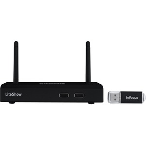 InFocus LiteShow4 Wireless Display Adapter