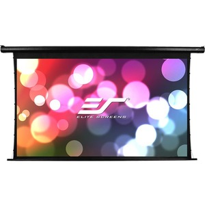 """Elite Screens Electric100HT Spectrum Tab-Tension Ceiling/Wall Mount Electric Projection Screen (100"""" 16:9 Aspect Ratio) (MaxWhite)"""