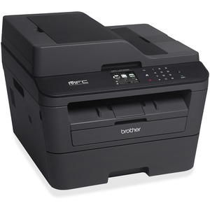 Brother MFC-L2740DW Laser Multifunction Printer | Monochrome | Plain Paper Print | Desktop