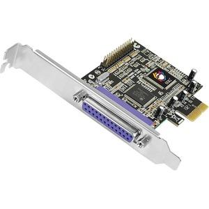 2 HS PAR PT TO PCIE SYS