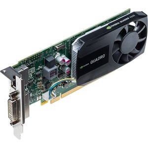 PNY 2GB NVIDIA QUADRO K620 DDR3 DVI DP LP