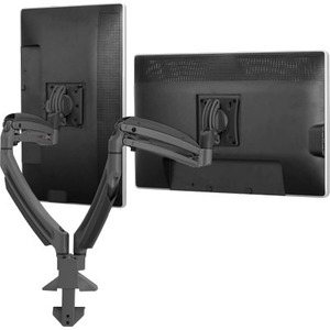 Chief KONTOUR K1D230S Desk Mount for Flat Panel Display - Silver