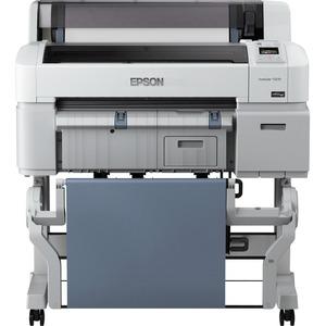 "Epson SureColor T-Series T3270 Inkjet Large Format Printer - 24"" Print Width - Color"