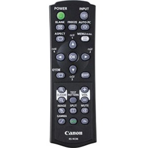 Canon RS-RC06 Remote Controller - For Projector