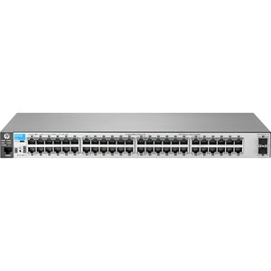 HP 2530-48G-2SFP+ 48 Ports Manageable Ethernet Switch - 48 x Network (RJ-45) Ports