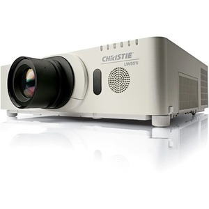 Christie Digital LW551i LCD Projector | 720p | HDTV | 16:9