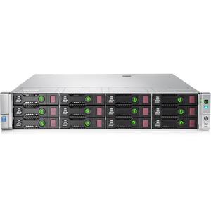 HP ProLiant DL380 G9 2U Rack Server | 1 x Intel Xeon E5-2620 v3 Hexa-core (6 Core) 2.40 GHz | 16 GB Installed DDR4 SDRAM | 2 x 800 W