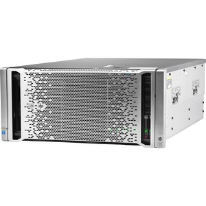 HP ProLiant ML350 G9 5U Rack Server | 2 x Intel Xeon E5-2630 v3 Octa-core (8 Core) 2.40 GHz | 32 GB Installed DDR4 SDRAM | 12Gb/s SAS Controller | 2 x 800 W
