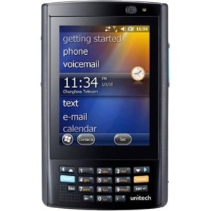 Unitech Rugged Enterprise PDA (Windows) - 512 MB RAM - 512 MB Flash - 3.5inVGA Touchscree