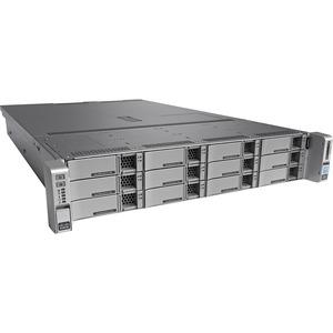 Cisco Barebone System - 2U Rack-mountable - Intel C610 Chipset - 2 x Processor Support - 1