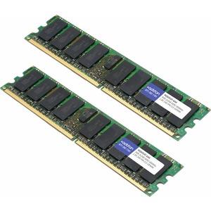 ADD-ON MEMORY DT 4GB DDR2-800MHZ 2X2G F/HP NQ605AT DR COMPUTER MEMORY KIT