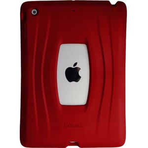 Uzibull Air Protective Case Red for iPad Air