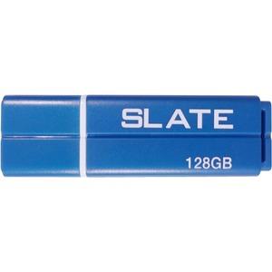 PATRIOT MEMORY Slate 128 GB USB 3.0 Flash Drive - Blue