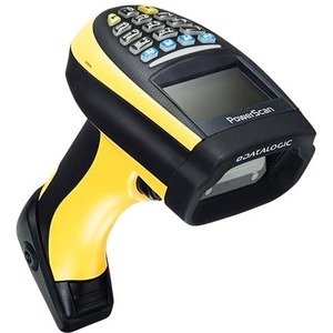 Datalogic Adc Powerscan PM9500 USB Kit 910MHZ Kit Includes BC9030-910 Power BR Barcode Scanner