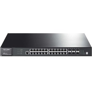 TP-LINK Jetstream 28-PORT PURE-GIGABIT L3 Managed Switch