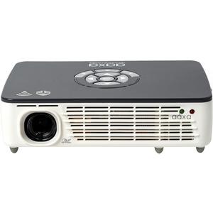 AAXA Technologies P450 Pro 3D DLP Projector | 720p | HDTV | 16:10