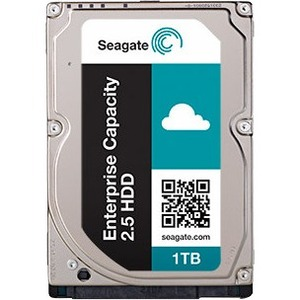 Seagate ST1000NX0333 1TB 7200RPM 128MB Cache SAS 12GB/S 2.5in Enterprise Hard Drive OEM