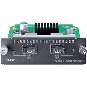 TP-LINK TX432 2PORT 10-GIGABIT SFP+ Module Brown Box