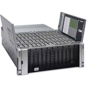 Cisco 4U Rack Server - 2 x Intel Xeon E5-2620 v2 Hexa-core (6 Core) 2.10 GHz - 128 GB Installed DDR3 SDRAM - 12Gb/s SAS