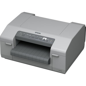 Epson C831 Securcolor Ink Jet Printer 8 In Color Label Barcode Printer