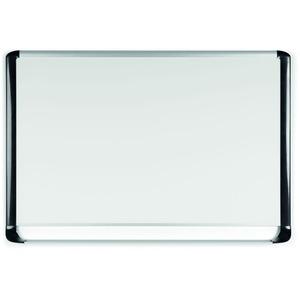 MasterVision Platinum Pure White MVI Dry Erase Board - 96