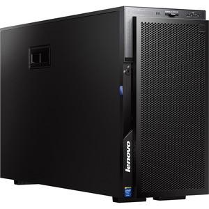 Lenovo 5464ECU X3500 M5 Intel Xeon 16GB No Hard Drive Tower Server System