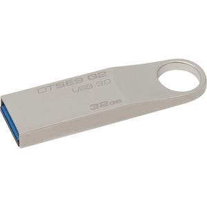 KINGSTON - DIGITAL IMAGING 32GB DATATRAVELER SE9 G2 USB 3.0 METAL CASING