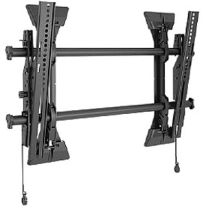 Large wall mount compatible with all NEC displays 65 to 98 inches or under 250lb