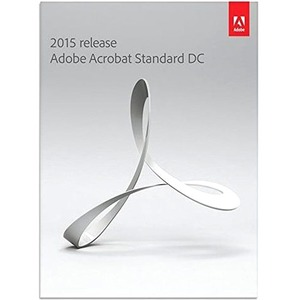 Adobe Acrobat DC Standard 1 User License