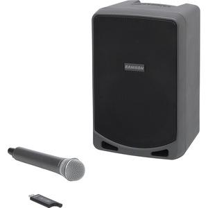 Samson Expedition XP106w Public Address System - 100 W Amplifier - Wireless Microphone - B