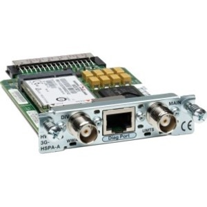 Cisco HWIC-3G-HSPA-A Radio Modem - Refurbished