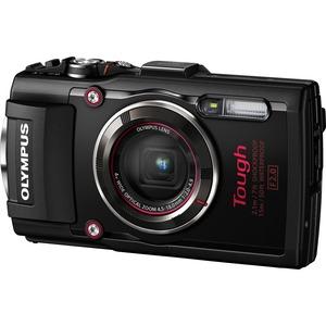 Olympus TG4 Digital Camera Black