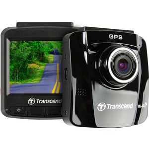 Transcend 16GB Drivepro 200 2.4IN LCD WiFi With Adhesive Mount Dashcam