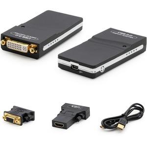 AddOn 45K5296-AO-5PK USB/DVI Video Cable