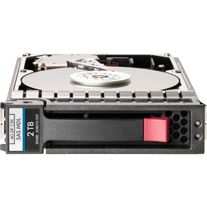 HPE 4 TB Hard Drive - 3.5inInternal - SAS (12Gb/s SAS) - 7200rpm - 1 Year Warranty