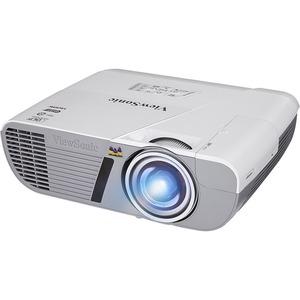 Viewsonic LightStream PJD6352LS 3D Ready DLP Projector | 720p | HDTV | 4:3