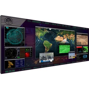 2X2 MX55HDU CLARITY MATRIX MULTITOUCH SYSTEM ADDS 6-POINT TOUCH CAPABILITIES TO