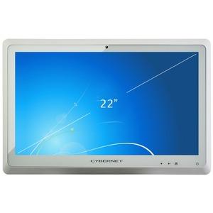 Cybernet 22inMedical Grade AIO PC-Touchscreen-Nvidia GPU-i5-4570 (4M-3.60 GHz)-8GB-60GB S