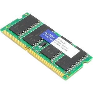 ADD-ON MEMORY DT 4GB DDR3-1600MHZ SODIMM F/ HP H6Y75AA DR COMPUTER MEMORY