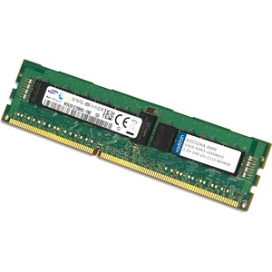 AM160D3DR4RN/16G HP A2Z52AA Compatible Factory Original 16GB DDR3-1600MHz Registered ECC Dual Rank x4 1.5V 240-pin CL11 RDIMM