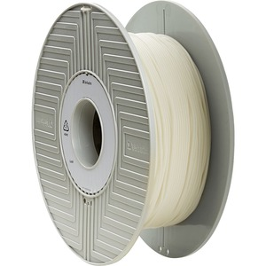 PRIMALLOY 3D FILAMENT FLEXIBLE 1.75MM 1KG REEL WHITE